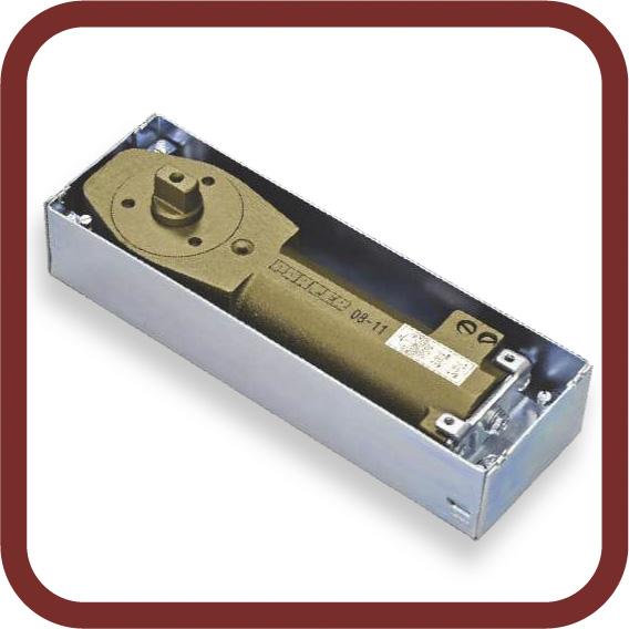 Каталог Porter - Маятниковые доводчики: напольные и верхнего расположения