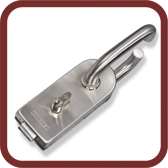 Каталог Porter - Фурнитура для стеклянных дверей и перегородок